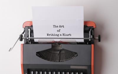 The Art of Writing a Blurb