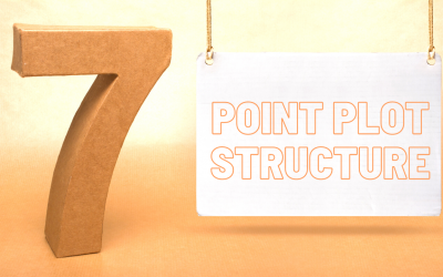 What is the Seven-point Plot Structure